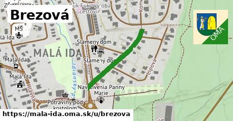 ilustrácia k Brezová, Malá Ida - 234m