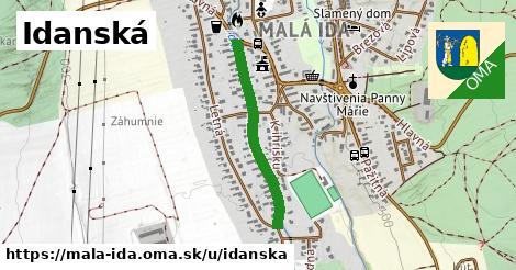 ilustrácia k Idanská, Malá Ida - 547m