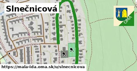 ilustrácia k Slnečnicová, Malá Ida - 0,77km