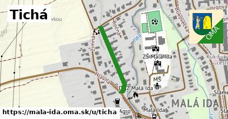 ilustrácia k Tichá, Malá Ida - 236m