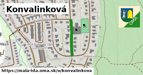 ilustrácia k Konvalinková, Malá Ida - 193m