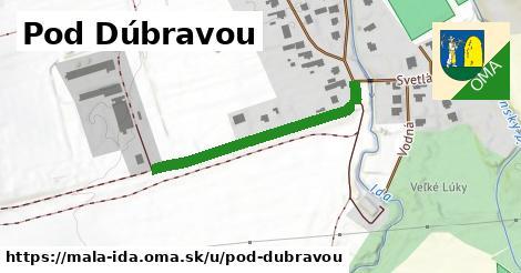 ilustrácia k Pod Dúbravou, Malá Ida - 337m