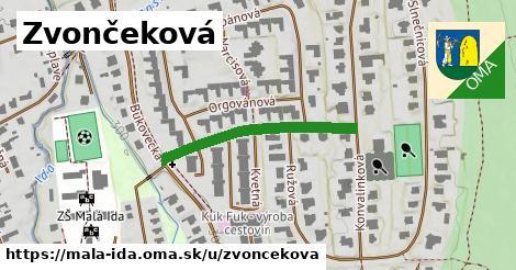 ilustrácia k Zvončeková, Malá Ida - 290m
