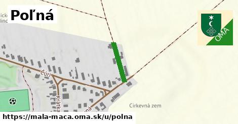 ilustrácia k Poľná, Malá Mača - 129m