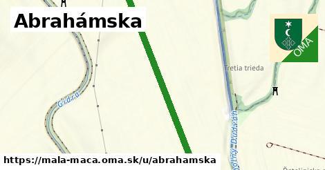 ilustrácia k Abrahámska, Malá Mača - 1,19km