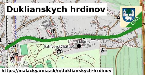 ilustrácia k Duklianskych hrdinov, Malacky - 1,33km
