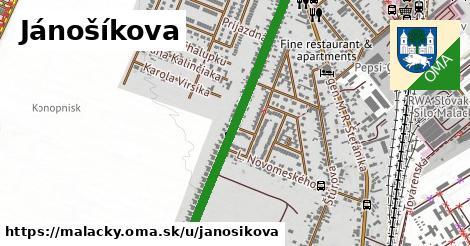 ilustrácia k Jánošíkova, Malacky - 0,94km