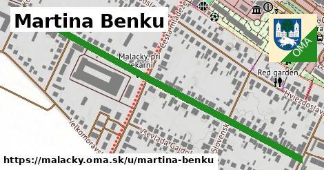 ilustrácia k Martina Benku, Malacky - 0,73km