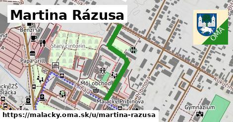 ilustrácia k Martina Rázusa, Malacky - 298m