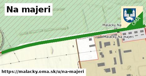 ilustrácia k Na majeri, Malacky - 0,73km