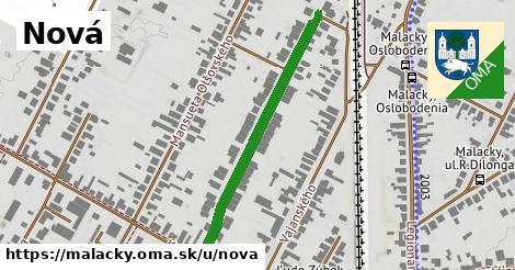 ilustračný obrázok k Nová, Malacky