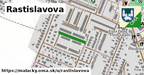 ilustrácia k Rastislavova, Malacky - 150m