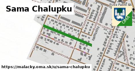 ilustrácia k Sama Chalupku, Malacky - 288m