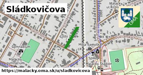 ilustrácia k Sládkovičova, Malacky - 129m