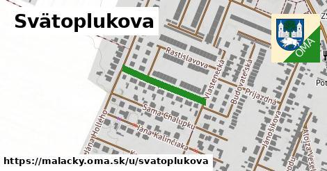 ilustrácia k Svätoplukova, Malacky - 204m