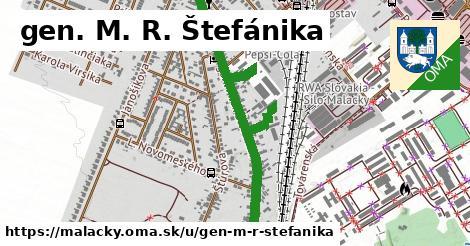 ilustrácia k Gen. M. R. Štefánika, Malacky - 1,33km