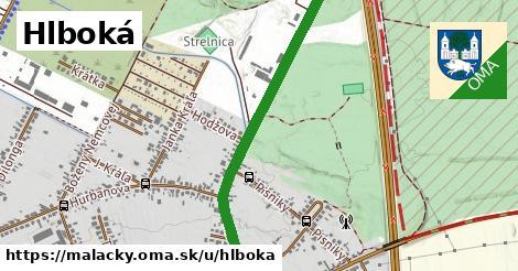 ilustrácia k Hlboká, Malacky - 0,93km