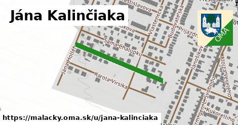 ilustrácia k Jána Kalinčiaka, Malacky - 297m