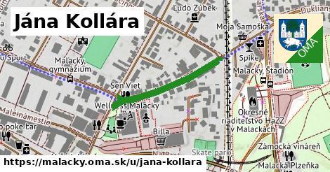 ilustrácia k Jána Kollára, Malacky - 257m