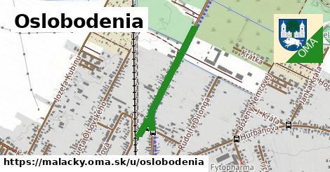 ilustrácia k Oslobodenia, Malacky - 1,58km
