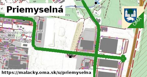 ilustrácia k Priemyselná, Malacky - 1,55km
