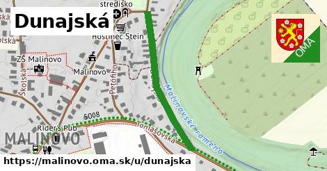 ilustrácia k Dunajská, Malinovo - 391m