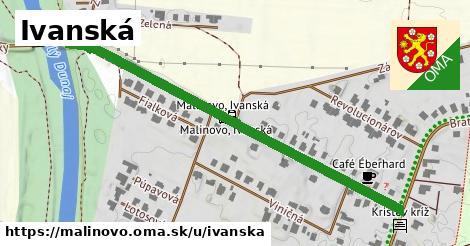 ilustračný obrázok k Ivánska, Malinovo