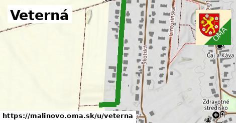 ilustrácia k Veterná, Malinovo - 397m