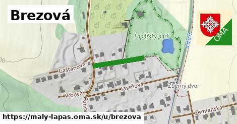 ilustrácia k Brezová, Malý Lapáš - 187m