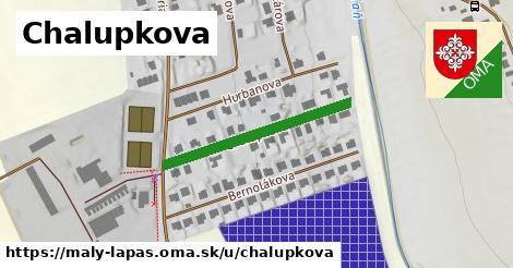 ilustrácia k Chalupkova, Malý Lapáš - 259m