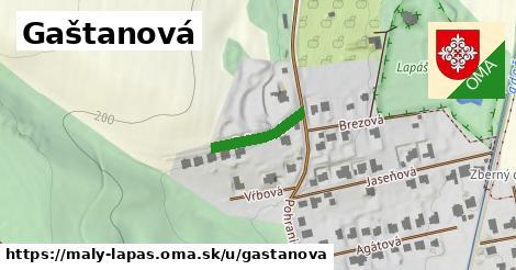 ilustrácia k Gaštanová, Malý Lapáš - 147m