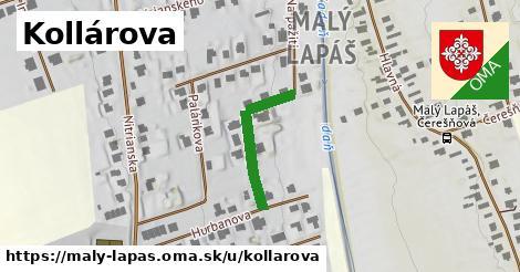 ilustrácia k Kollárova, Malý Lapáš - 212m