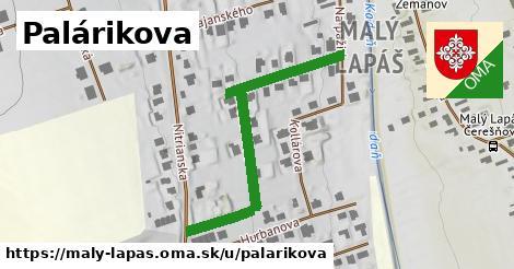 ilustrácia k Palárikova, Malý Lapáš - 467m