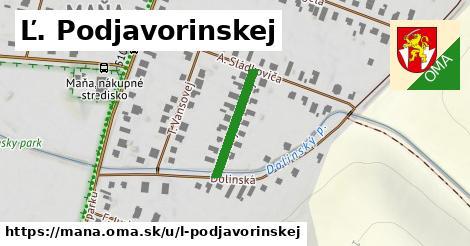 ilustrácia k Ľ. Podjavorinskej, Maňa - 183m
