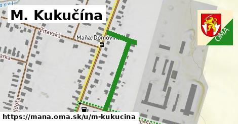 ilustrácia k M. Kukučína, Maňa - 307m