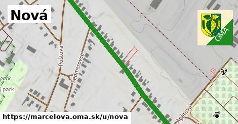ilustračný obrázok k Nová, Marcelová