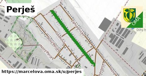 ilustrácia k Perješ, Marcelová - 0,72km
