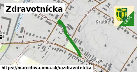ilustrácia k Zdravotnícka, Marcelová - 228m