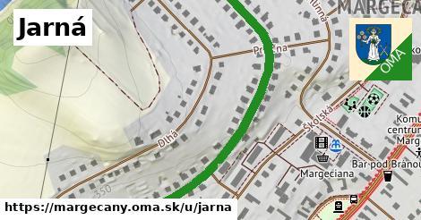 ilustrácia k Jarná, Margecany - 683m