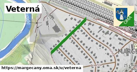 ilustračný obrázok k Veterná, Margecany