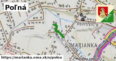 ilustrácia k Poľná, Marianka - 134m