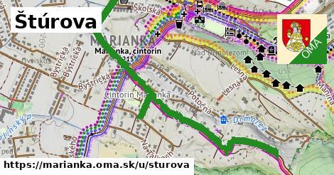 ilustrácia k Štúrova, Marianka - 1,66km