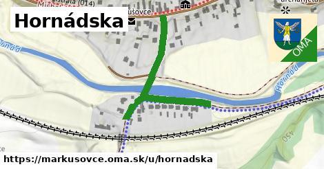 ilustračný obrázok k Hornádska, Markušovce