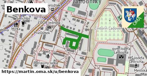 ilustrácia k Benkova, Martin - 651m