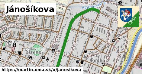 ilustrácia k Jánošíkova, Martin - 1,01km