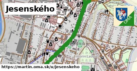 ilustrácia k Jesenského, Martin - 1,98km