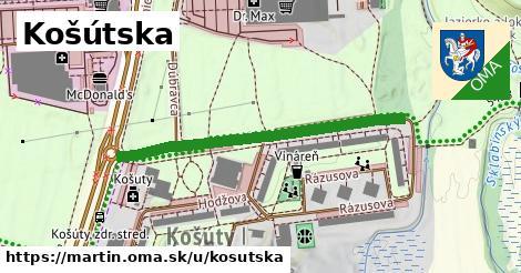 ilustrácia k Košútska, Martin - 416m