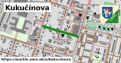 ilustrácia k Kukučínova, Martin - 236m