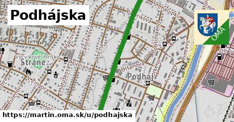 ilustrácia k Podhájska, Martin - 0,88km