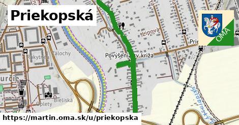ilustrácia k Priekopská, Martin - 1,56km
